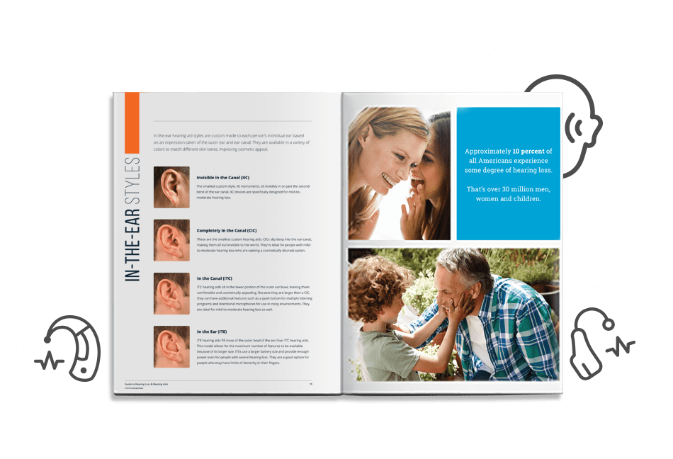 Preview of the Hearing Health Care E-Book