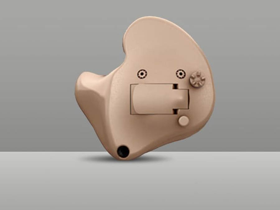 Hearing Aid Style - Full Shell in-the-ear (ITE)