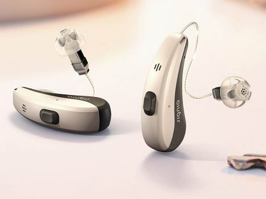 Signia Pure Charge&Go NX hearing aids
