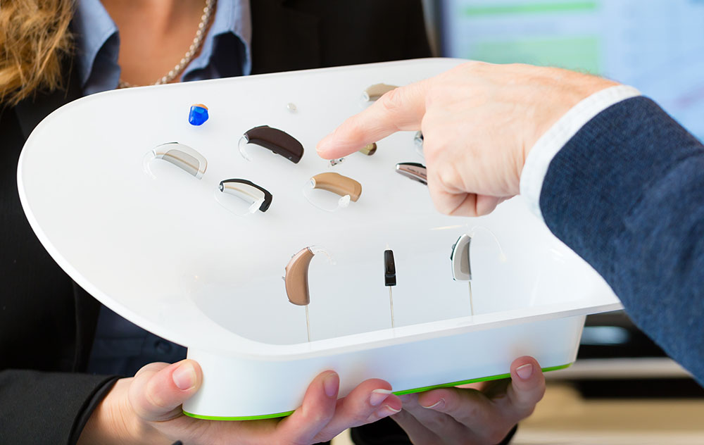 Hearing Aid Selection